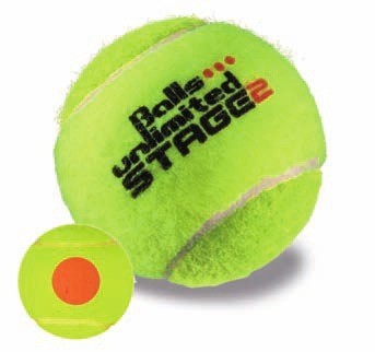 Tennisball Balls Unlimited Stage 2
