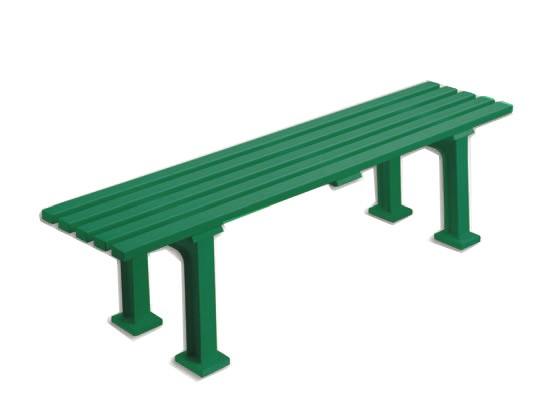 Sitzbank Olympia grün
