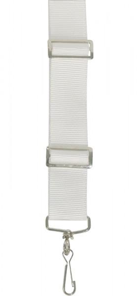 Gurtband Metallschiebeschnalle