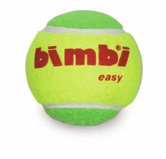Tennisball Bimbi Easy Stage 2