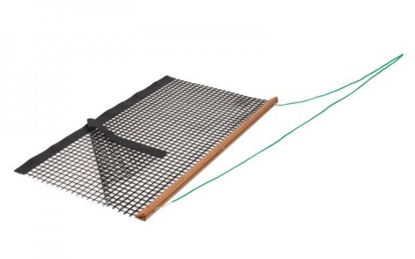 Schleppnetz Holz leicht 2-lagig