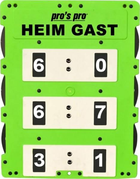 Spielstandsanzeiger 60 x 46 cm